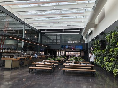 Dining: Glass + Griddle Has a Beautiful Interior