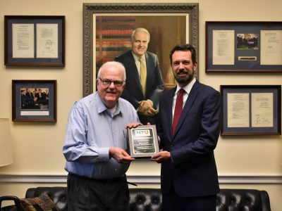 Sensenbrenner Receives Taxpayers' Friend Award for Voting Record
