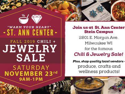 Chili & Vintage Jewelry Sale Nov. 23