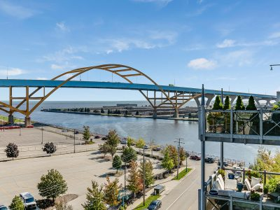 MKE Listing: Luxury Harbor Front Condo