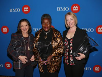 BMO Harris Bank honors three Milwaukee trailblazers