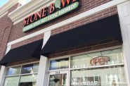 Stone Bowl Grill. Photo courtesy of Cari Taylor-Carlson.
