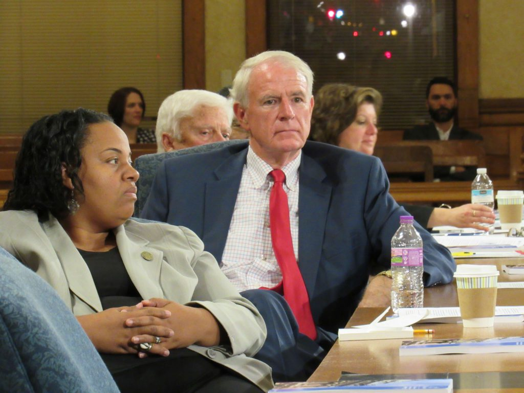 Mayor Tom Barrett. Photo by Isiah Holmes/Wisconsin Examiner.