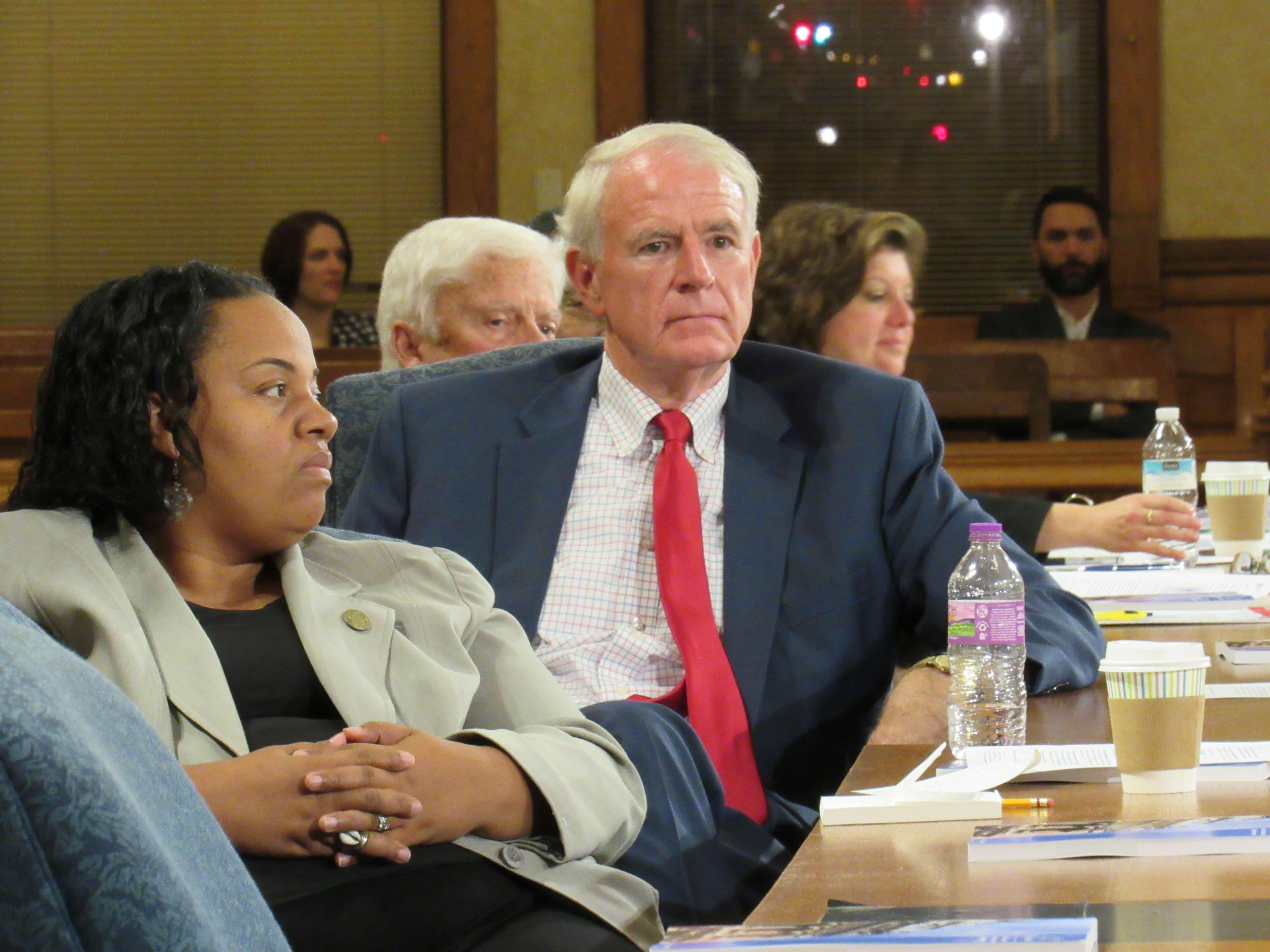 Mayor Tom Barrett. Photo by Isiah Holmes/Wisconsin Examiner.