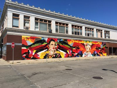 Eyes on Milwaukee: Controversy Over Historic Building's Mural