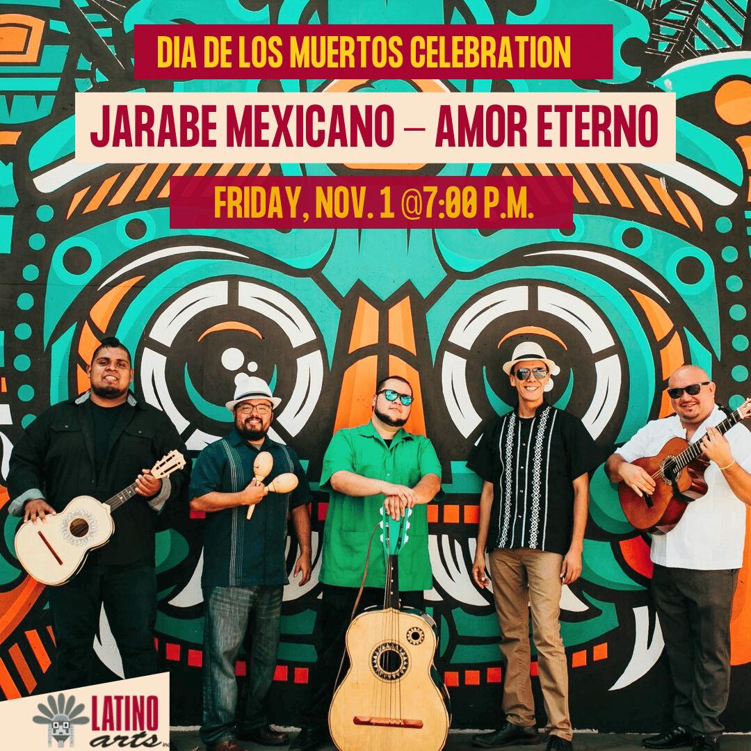 Jarabe Mexicano - Amor Eterno Instagram Image