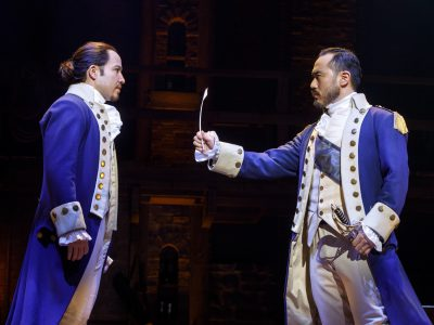 Theater: 'Hamilton' Was Worth the Wait