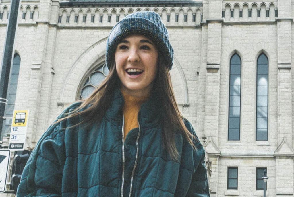 Olivia Menzia. Photo courtesy of NEWaukee.