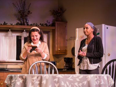 Theater: 'The Roommate' Is Funny, Serious, Fast-Paced