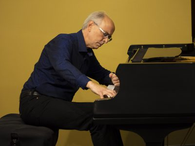 Classical: A Powerhouse Pianist Lives Up to Billing