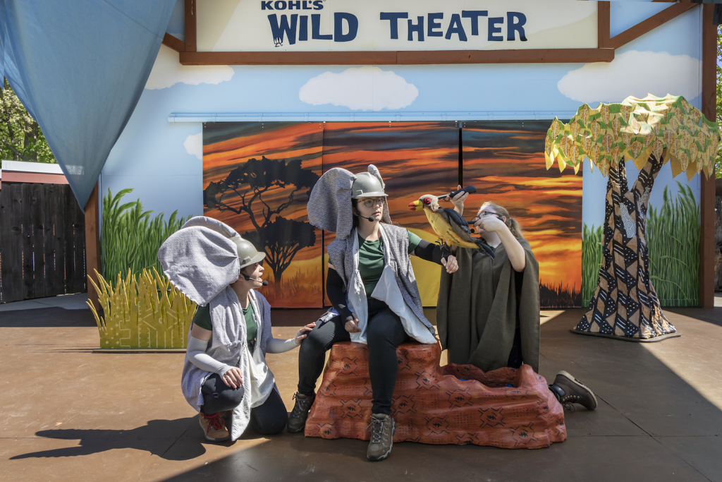 Kohl's Wild Theater. Photo courtesy of Kohl's.