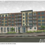 Plats and Parcels: New Apartments Along Streetcar Line