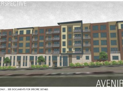 Plats and Parcels: New Apartments Near Streetcar Line