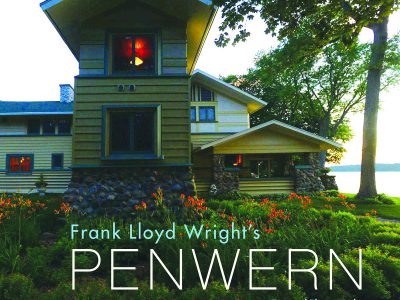 Racine Author, Photographer, and Frank Lloyd Wright Advocate Mark Hertzberg Honored with Wright Spirit Award 2019