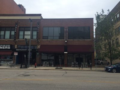Dining: Two-Story Sushi Restaurant Planned Downtown