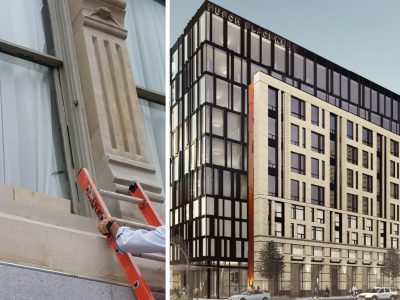 Eyes on Milwaukee: Huron Building Design Tweaked Yet Again