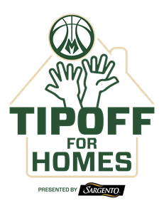 Milwaukee Bucks and Sargento Foods Introduce 'Tipoff for Homes' Initiative