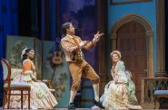 The Marriage of Figaro. Photo by Mike Miller courtesy of the Florentine Opera Company.