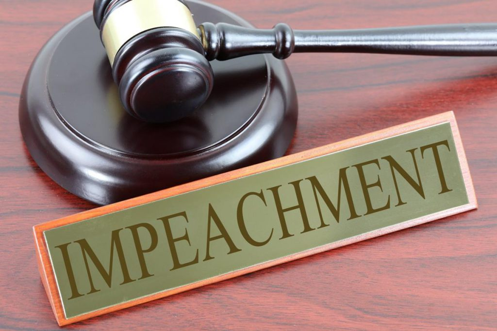 Impeachment by Nick Youngson CC BY-SA 3.0 Alpha Stock Images.