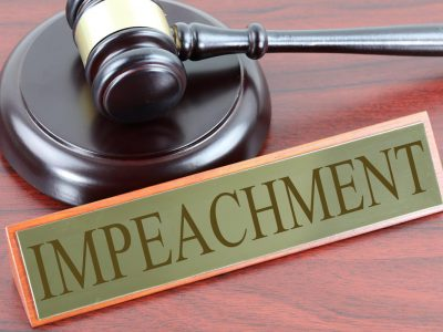 Wisconsin Politicians and Impeachment History