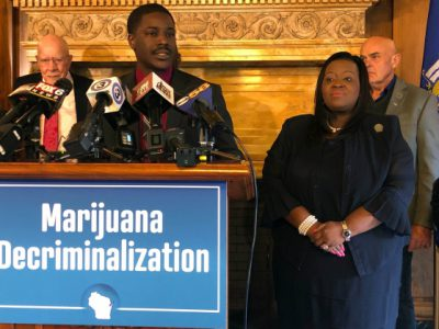 Bill Would Decriminalize Pot Possession