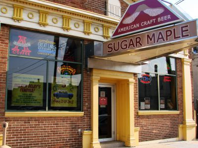 Bar Exam: Sugar Maple Was Once A Bank