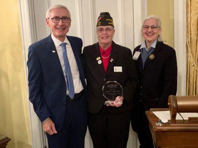 WDVA Announces 2019 Woman Veteran of the Year