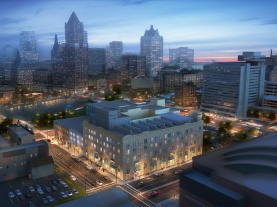 Eyes on Milwaukee: Jeffers Advancing New Plan to Redevelop Journal Sentinel Complex