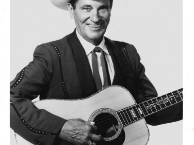 Sieger on Songs: Try Ernest Tubb for Thanksgiving