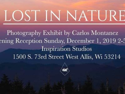 Oak Creek's Carlos Montañez To Debut Photography <em>Lost In Nature</em> Exhibit