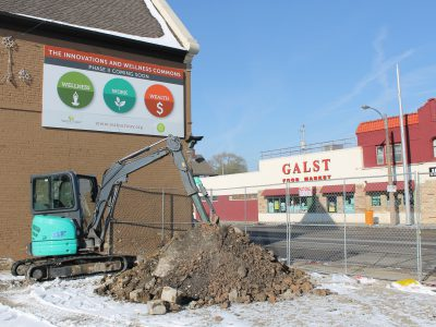 Walnut Way Moves forward on Development Project