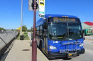 MCTS Bus. Photo by Michael Horne.