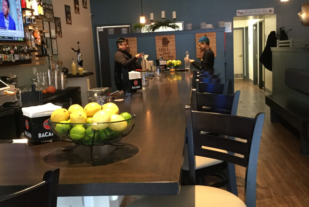 Orenda Café. Photo by Cari Taylor-Carlson.