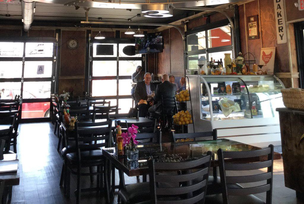 Fiesta Café. Photo by Cari Taylor-Carlson.