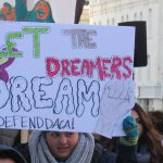 Downtown Rally for DACA, Dreamers