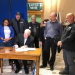 Eyes on Milwaukee: Mayor Signs Homeless Proposal on Veterans Day