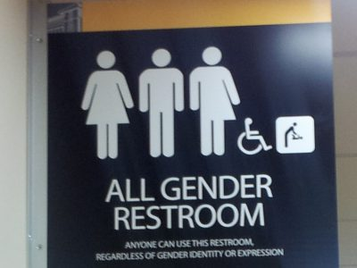 City Hall: Council Okays Gender Neutral Bathrooms