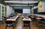 School classroom. Pixabay License. Free for commercial use. No attribution required.