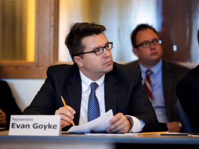 Rep. Evan Goyke Responds to State of the State Address