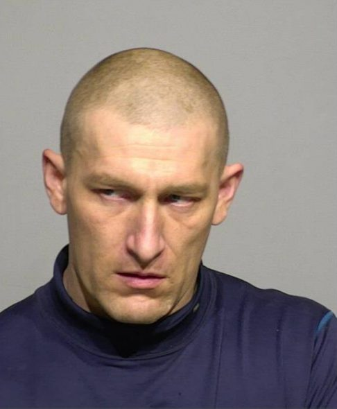 Geoffrey Graff. Photo courtesy of Milwaukee County Sheriff's Office.