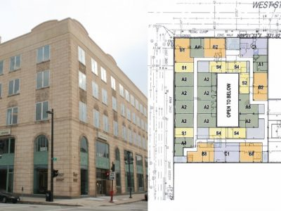 Eyes on Milwaukee: Plans Submitted for Journal Square Lofts