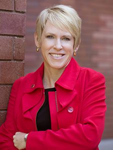 Katherine P. Frank named new chancellor of UW-Stout