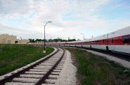 Talgo Trainsets. Photo by Garrick Jannene.