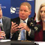High Court Candidates Argue Role of Politics