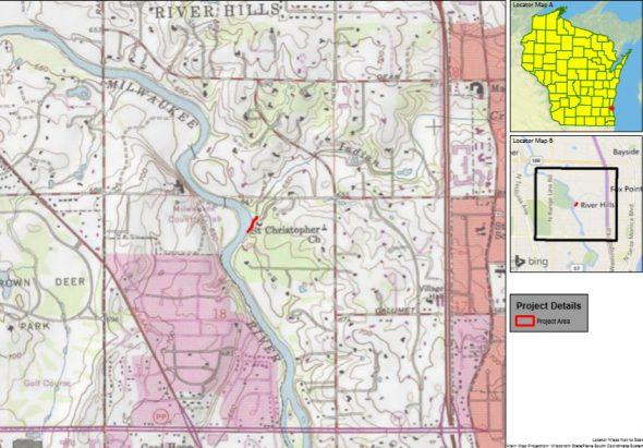 Site location.