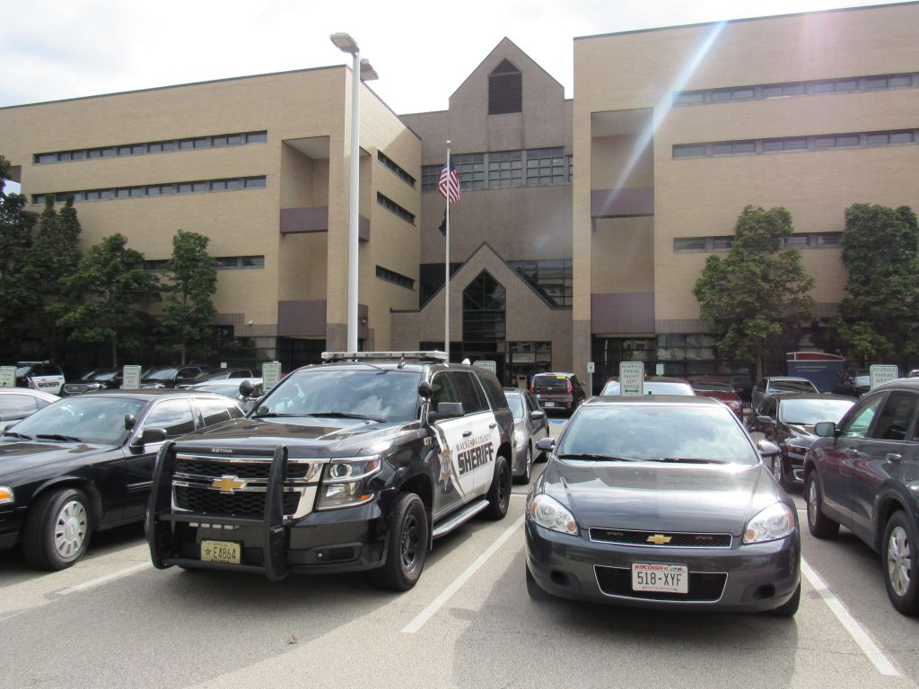 Waukesha County Sheriff Department Photo by Isiah Holmes/Wisconsin Examiner.