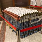 Plats and Parcels: See The Canstruction of Milwaukee Landmarks