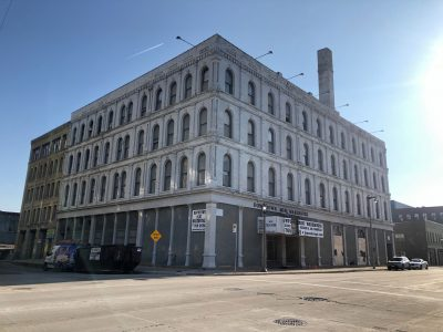 Eyes on Milwaukee: Once World's Largest Hardware Store, Now Apartments