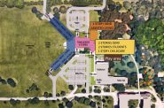 Mount Mary Intergenerational Housing Site Plan. Image from Mount Mary University.