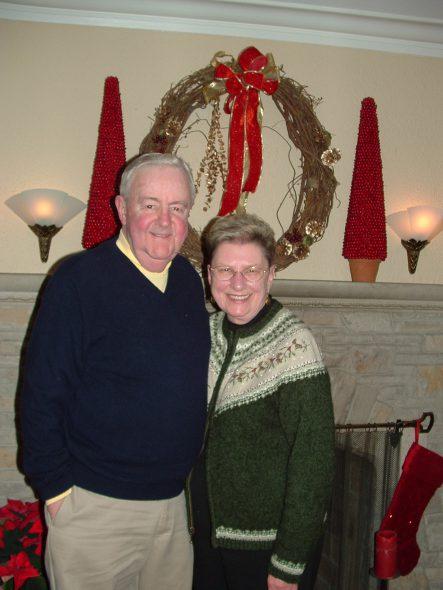 John and Judi Murphy. Photo courtesy of Murphy Associates.